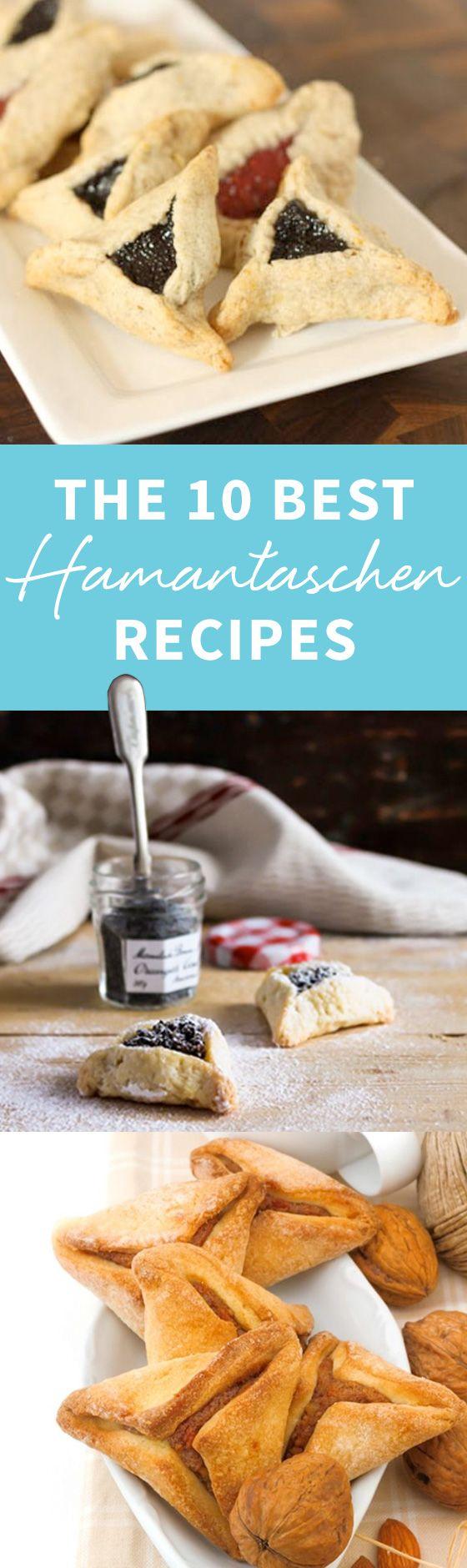 Find The Ten Best Hamantaschen Recipes here! http://www.joyofkosher.com/2017/02/top-ten-hamantash-recipes/
