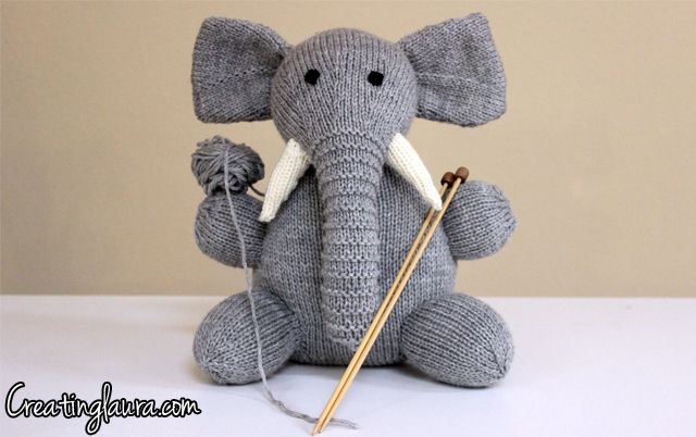 Knitting Unit Project : Images about knitted toys and cute stuff for kids on