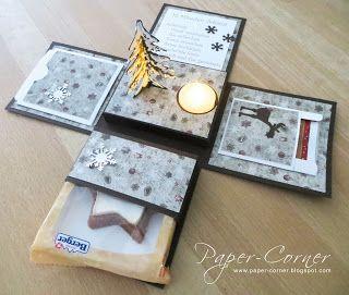 Paper-Corner: 15 Minuten Advent