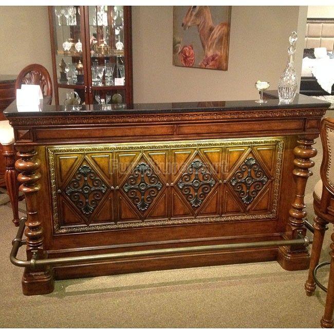 coronado estates bar set pulaski furniture furniture cart
