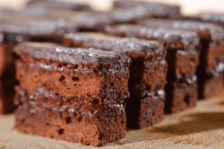 Csokoládékirályné szelet, igazi főzött házi csokoládékrémmel!