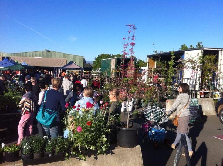 The Capital Region Farmer's Markets #Canberra #Food #Wine