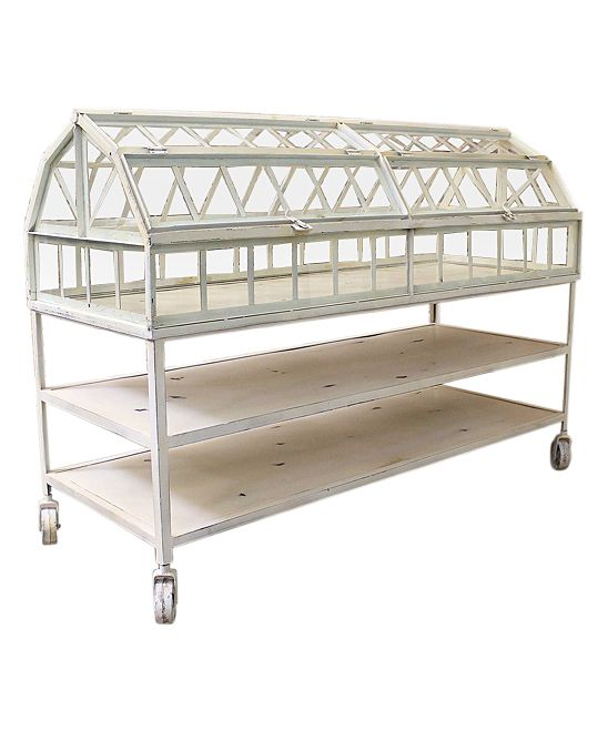 Vintage Addiction Gardeners Dream Large Greenhouse | zulily