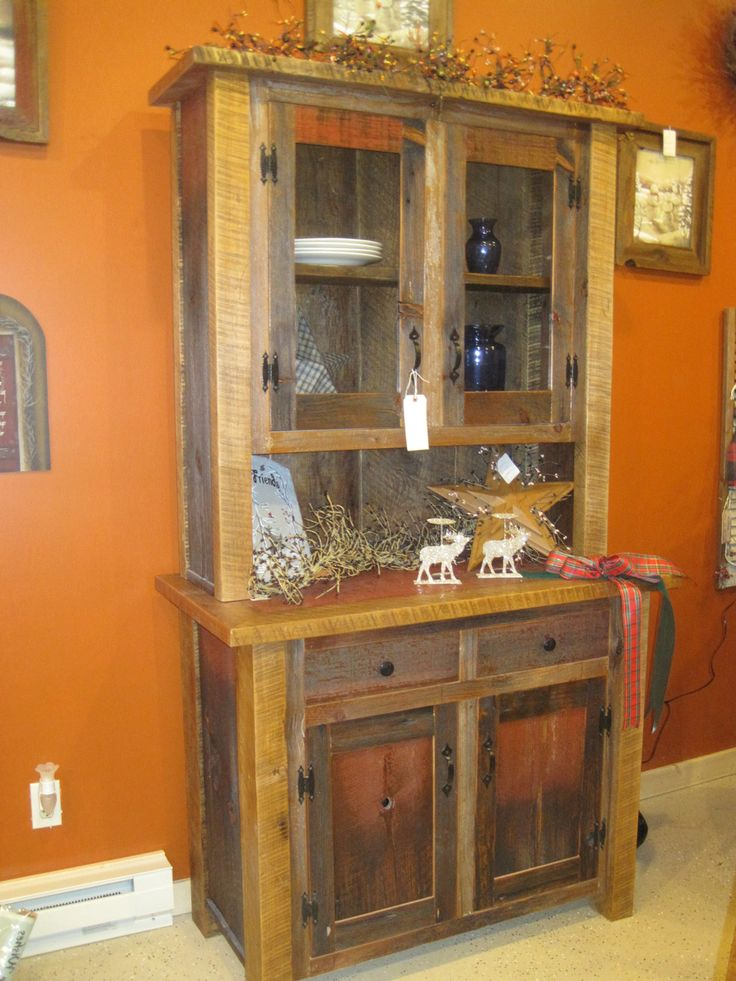 Buffets And Hutches Reclaimed Barn Wood Furniture