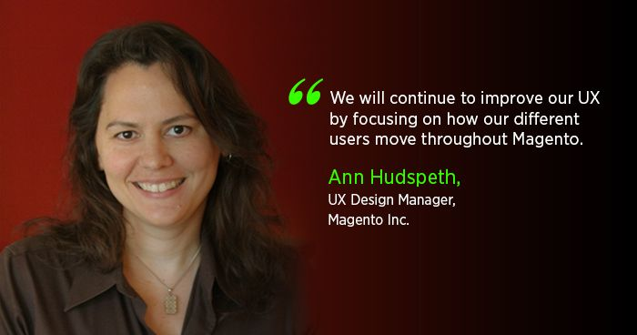 Ann Hudspeth is the UX Design Manager at Magento Inc. Learn about all the secrets of ecommerce designs from the expert herself at Cloudways blog.