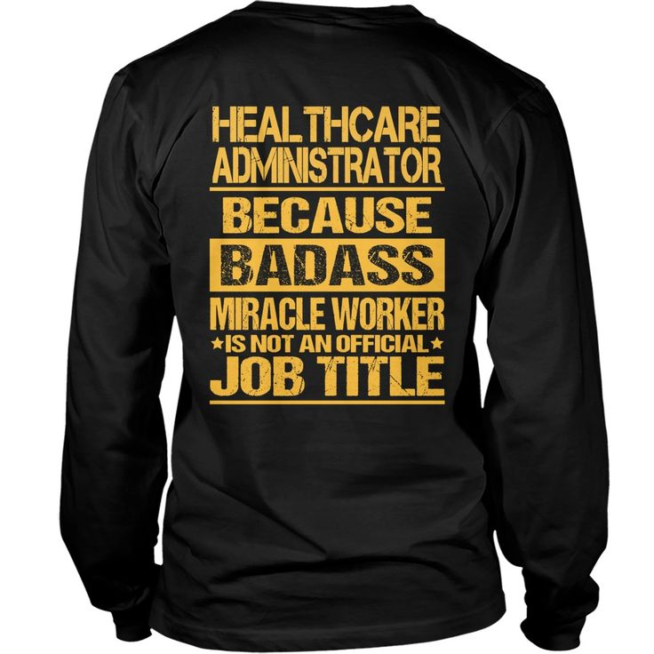 Más de 25 ideas fantásticas sobre Healthcare Administration en - healthcare administration resume