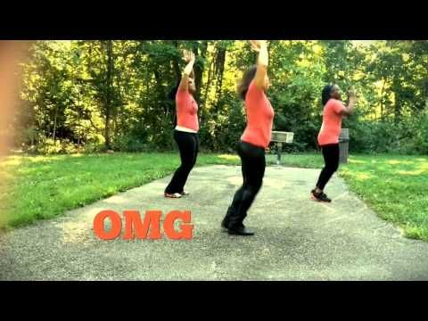 Anaconda Dance FITNESS routine by hip hop redefined (cincinnati, Ohio) www.hiphopredefined.com - YouTube