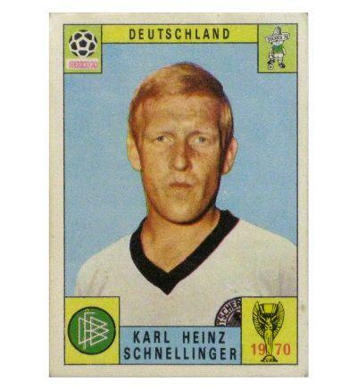 Karl Heinz Schnellinger - Mexiko 70