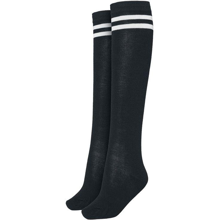 Urban Classics Knästrumpor »Ladies College Socks« | Köp i Sweden Rock Shop | Mer Basplagg Knästrumpor finns online ✓ Oslagbara priser!