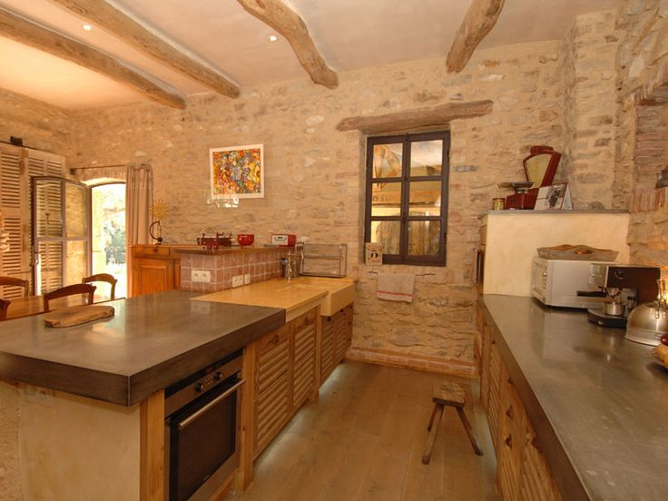 17 best images about french provincial kitchens on for Cuisine style provencale ancienne