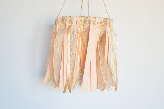 Hey, I found this really awesome Etsy listing at https://www.etsy.com/listing/247963551/nursery-mobile-peach-and-gold-mobile