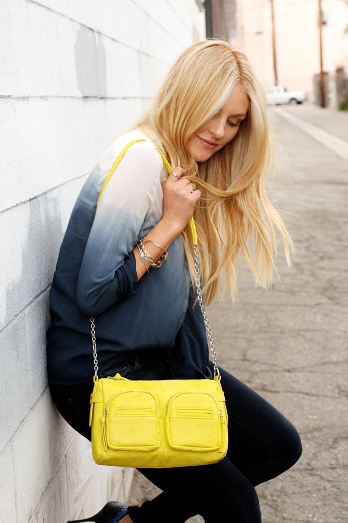 TOP ZARA, BAG FOREVER 21- love looking good on a budget