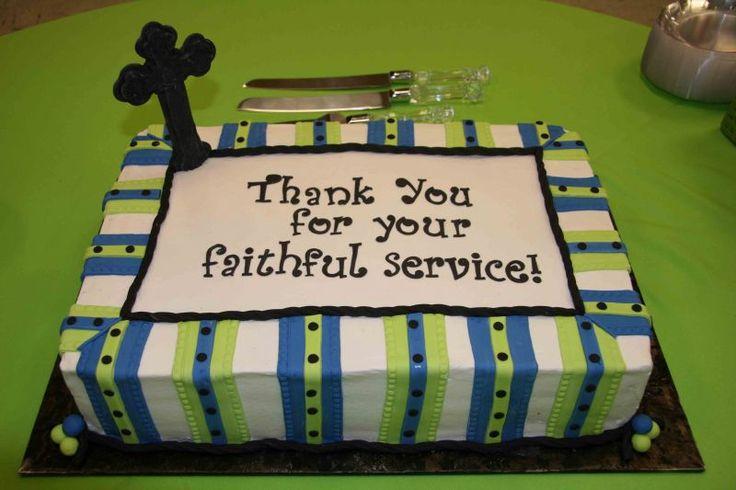 pastor retirement celebration | just b.CAUSE
