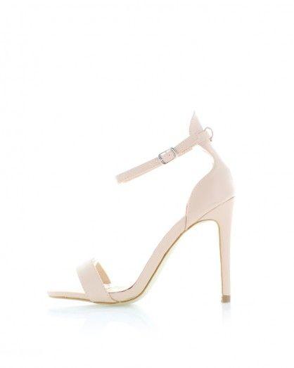 Béžové sandále Petranna