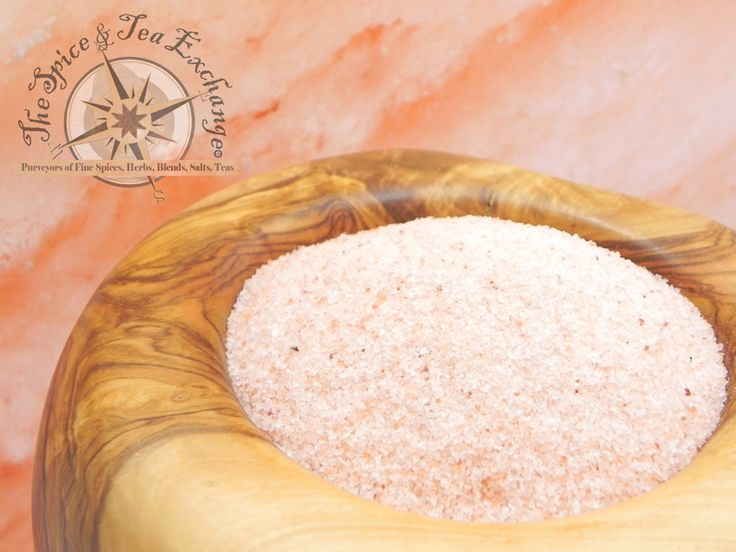 Himalayan Fine Mineral Salt. Mineral salt (rich in trace nutrients) mined from ancient sea-beds in the foothills of the Himalayan mountains. Its fine dry texture makes it perfect for shakers/table salt.