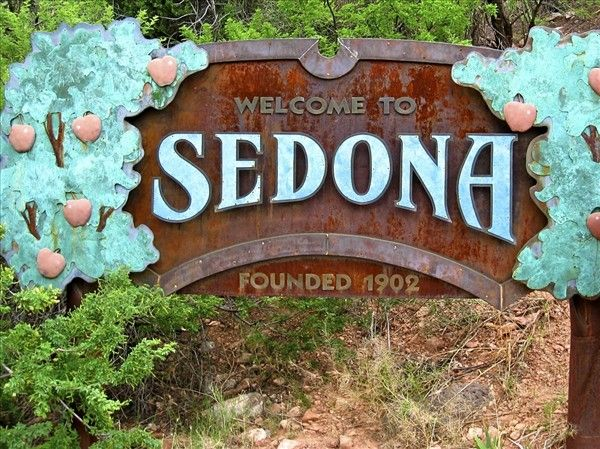 Top ten things to do in Sedona