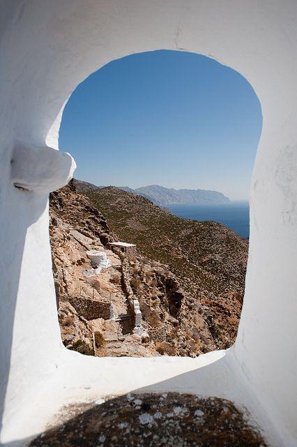 Amorgos, greece, 2010.   Flickr - Photo Sharing!