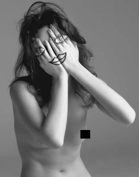 Fake-Emotion Photography - Inez & Vinoodh Images Expose Bodies Yet Hide True Feelings (GALLERY)