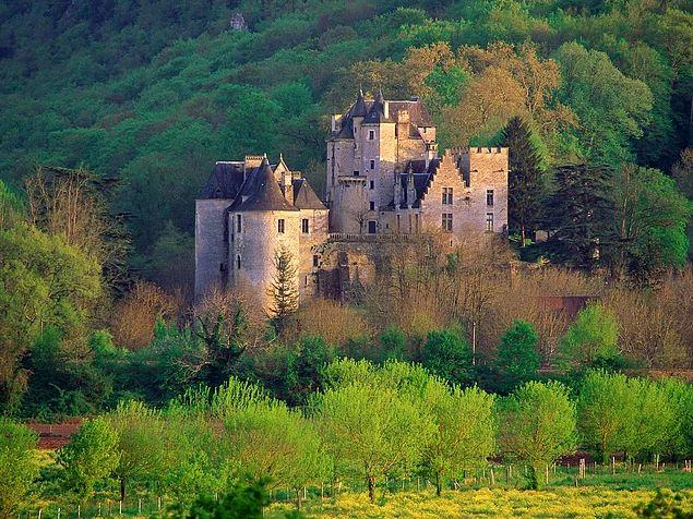 Fayrac Manor Beynac - Fransa