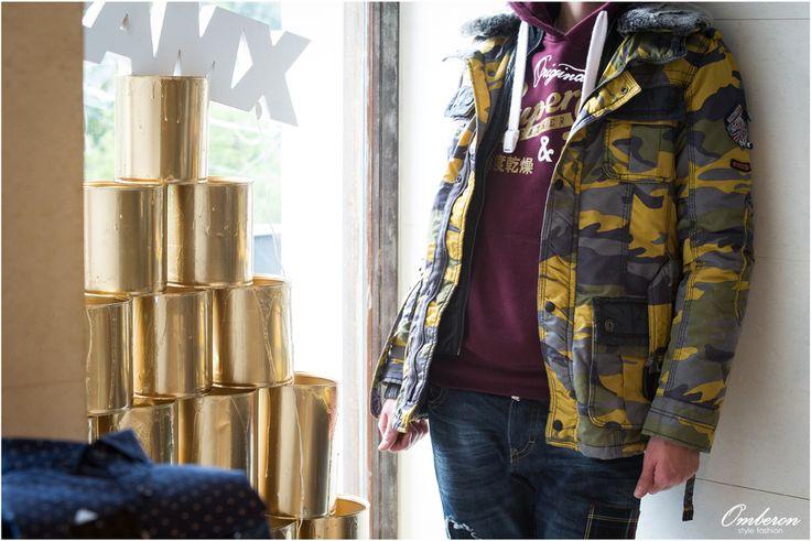 Για τις κρύες μέρες: #khujo™ | Designed in #Hamburg...Made for the World! #Omberon   Photo © Vicky Lafazani
