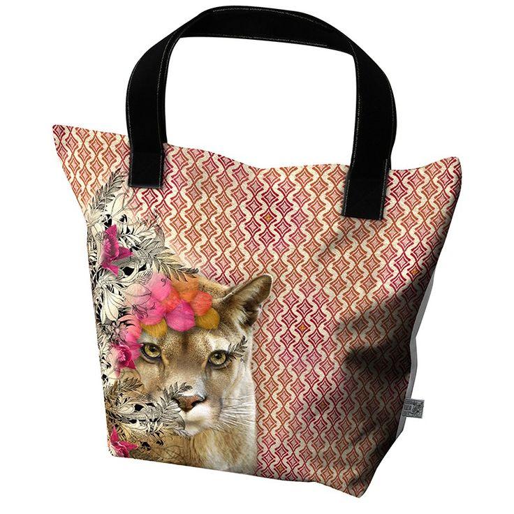 Big Tote Bag Wara #laissezluciefaire