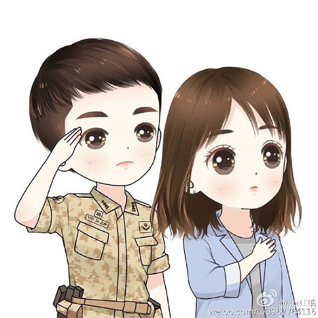 Descendants of the Sun fan art. #kdrama