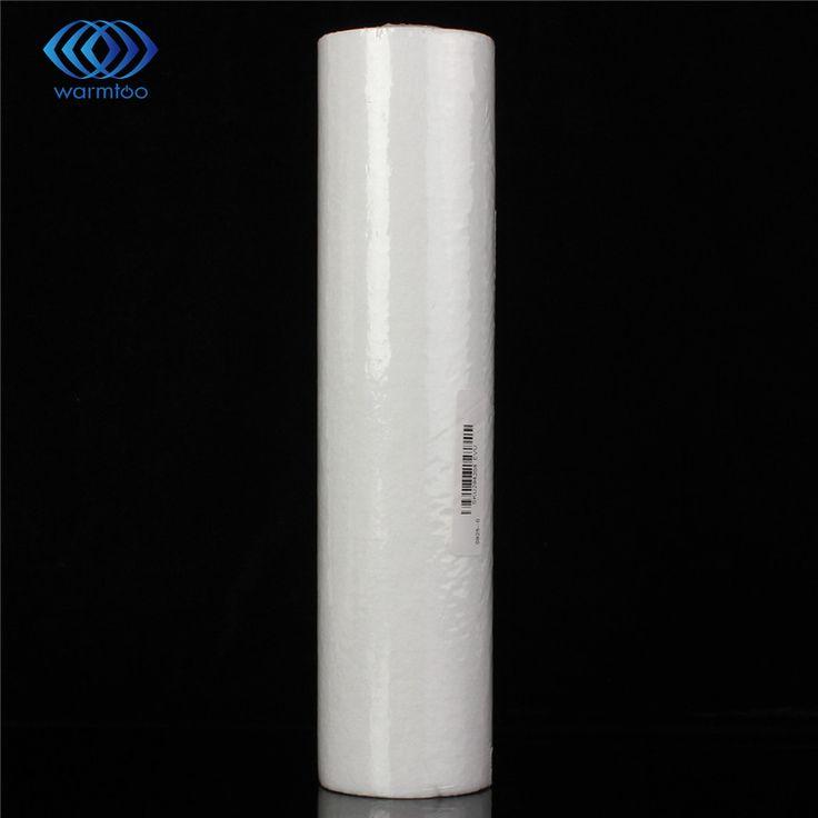 Nueva Llegada 5 Micras 10 pulgadas Cartucho de Ósmosis Inversa RO. Sedimentos Filtro Purificador de Agua Blanca
