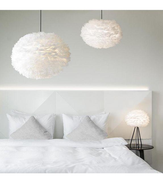 Suspension Design En Plume Eos De La Marque Umage Lampe De Table