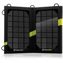 Goal Zero Nomad 7 Portable Solar Panel #NewYearNewGear