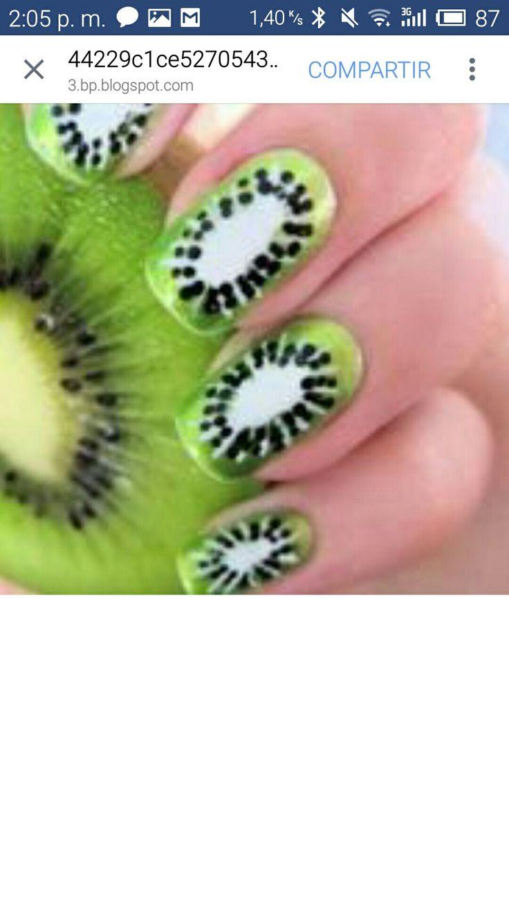 Mejores 56 imágenes de uñas en Pinterest | Ideas para uñas, Nailart ...