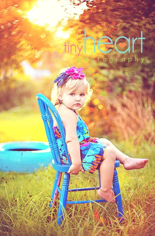 Noelle's second birthday photos