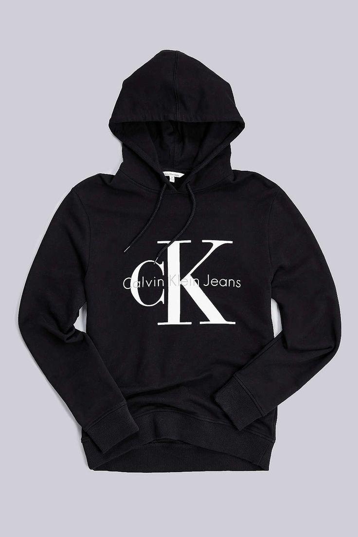 Calvin Klein Jeans Reissue Hooded Sweatshirt