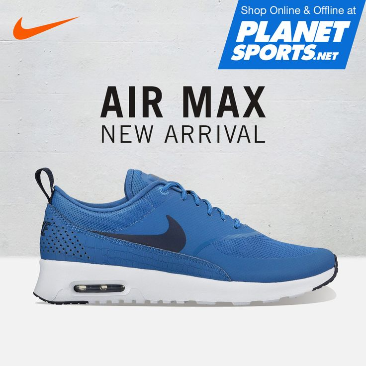 NIKE AIR MAX THEA Performance, comfort, minimalist appeal, The women Nike Airmax Thea shoe is equipped with premium lightweight cushioning and a sleek, low-cut profile for lasting comfort and understated style.
