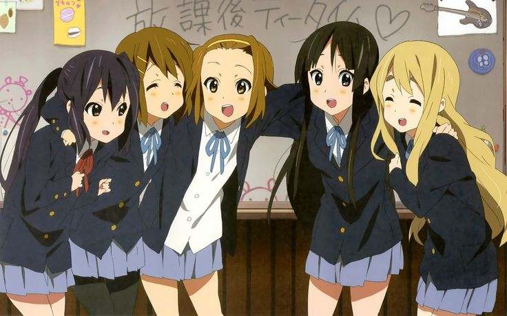 Learn japanese with anime 17 series about everything from