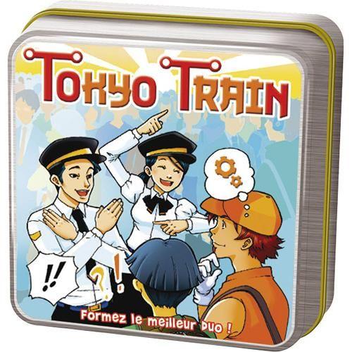 Jeux de société Tokyo train - 11,00€