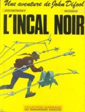 L'incal -1- L'Incal Noir