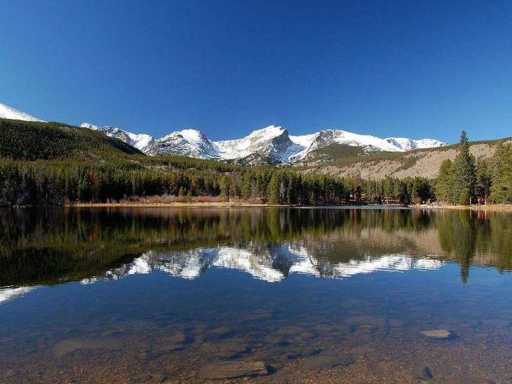 rockie mountains in colorado