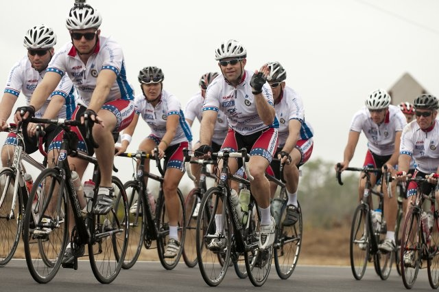 Injured veterans 'Ride 2 Recovery'