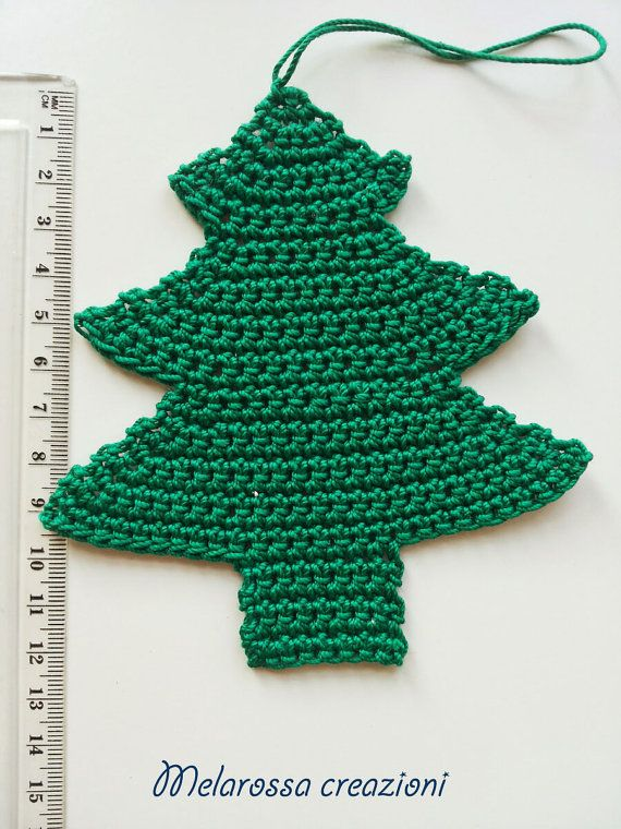 57 best Crochet Christmas decorations images on Pinterest ...