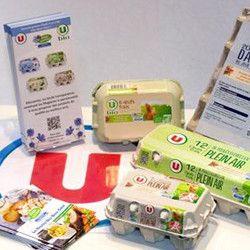 Système U et Bleu-Blanc-Coeur ouvrent la voie dune alimentation de qualité où goût et santé rime avec accessibilité !