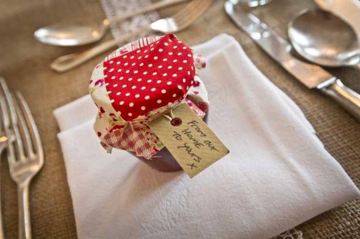 Sharon Mc Meel Wedding Planner & Event Management – Katherine & James homemade favours