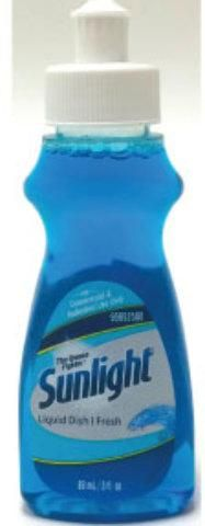 Sunlight Dishwashing Liquid Fresh (Case of 90)