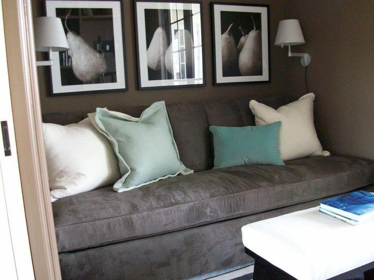 custom fit armless sofa