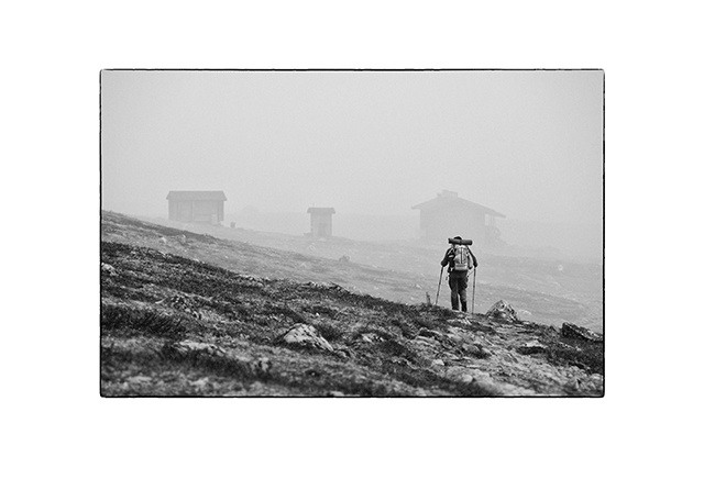"""It was the start of a long hike. Clouds rolled in from Sweden. Rain splattered around the trail head. We donned our backpacks, grabbed our poles, and headed off.""        Original Photo Art offers high quality, limited-edition, signed photographic prints that will make you the envy of your friends."