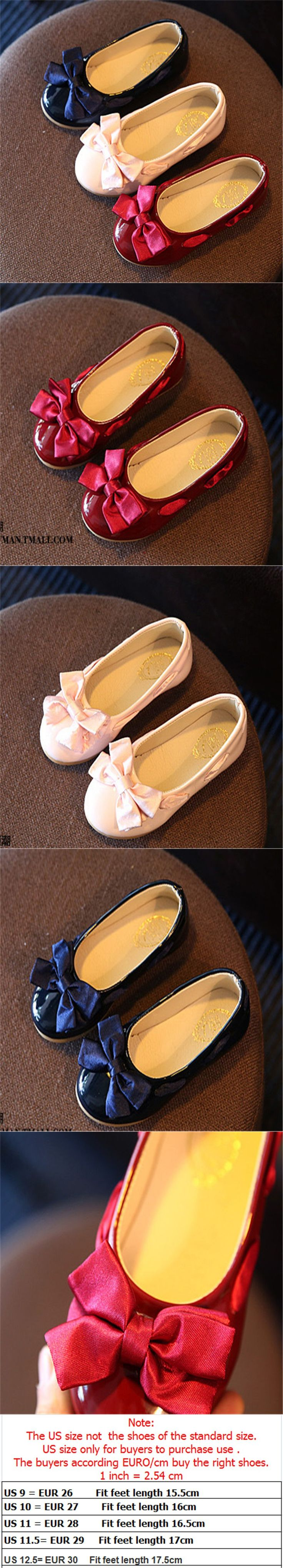 Kids Shoes For Girls Hotsale Children Casual Shoes Slip-on Princess Girls Shoes chaussure fille Fashion Sneakers With Bow 26-30 $16.59
