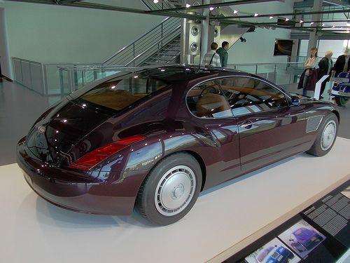 Bugatti EB 118 Concept (Ital Design) 1998