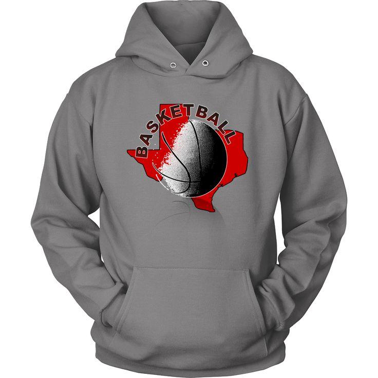 Texas Tech Basketball Hoodie