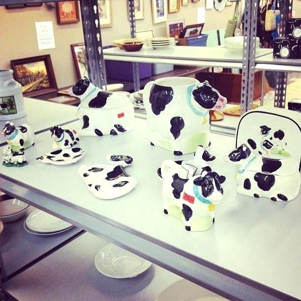 Cow Kitchen Ideas