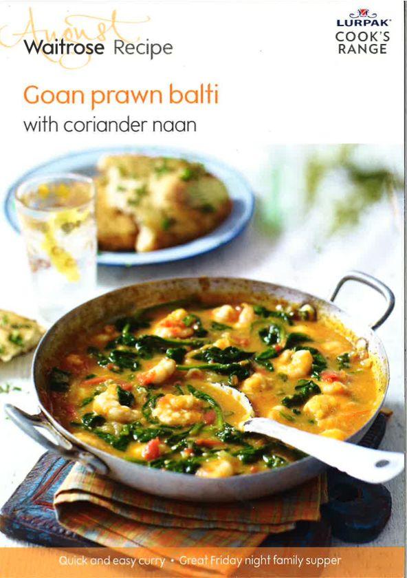 Goan Prawn Balti