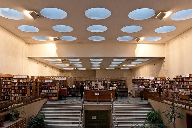 Viipuri/Vyborg Library by simkinigor_old, via Flickr